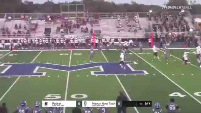 Replay: Mck. Boyd HS vs Byron Nelson HS - 2021 Poteet vs Manor New Tech | Sep 17 @ 7 PM