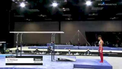 Yul Moldauer - Parallel Bars, 5280 Gym - 2021 Winter Cup & Elite Team Cup