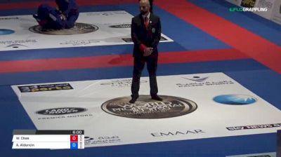 Wanki Chae vs Alexis Alduncin 2018 Abu Dhabi World Professional Jiu-Jitsu Championship