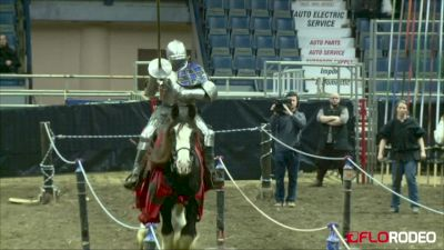Sometimes… We Joust: Watch Jousting Highlights From Agribition