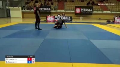 Magdalena Loska vs Gamila Kanew 1st ADCC European, Middle East & African Trial 2021