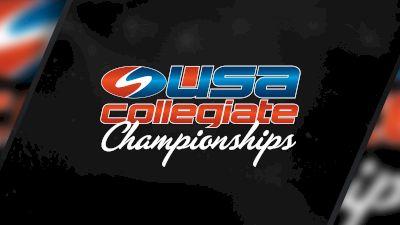 Full Replay - USA Collegiate Championships - Main Arena