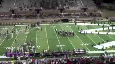 Replay: Cedar Ridge vs Vista Ridge | Oct 8 @ 7 PM