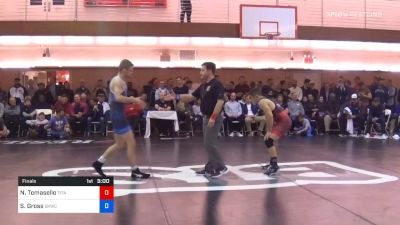 57 kg Final - Nathan Tomasello, Titan Mercury Wrestling Club/OHIO RTC vs Seth Gross, Sunkist Kids Wrestling Club