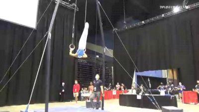 John David Glaser - Still Rings, SLGC - 2021 USA Gymnastics Development Program National Championships