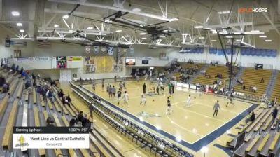 West Linn vs. Central Catholic - Les Schwab Invitational