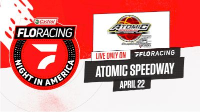 Full Replay | Castrol FloRacing Night in America at Atomic 4/22/21
