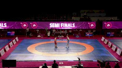 70 kg Semifinal - Arman ANDREASYAN, ARM vs Israil KASUMOV, RUS