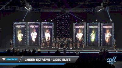 Cheer Extreme - Kernersville - Coed Elite [2019 Large Coed Day 1] 2019 The MAJORS