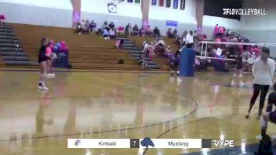 Replay: KinKaid vs Houston Christian | Oct 21 @ 6 PM
