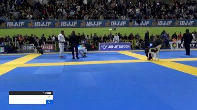 SANTERI LILIUS vs ANGEL CICERO 2020 European Jiu-Jitsu IBJJF Championship