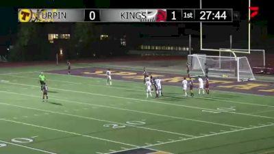 Replay: Turpin vs Kings | Oct 7 @ 7 PM