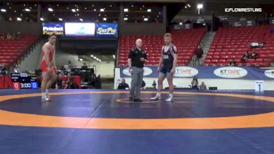 87 kg 3rd Place - Connor Bourne, Nevada vs Jonathon Fagen, Suples Wrestling Club