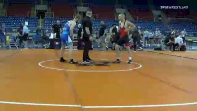 63 kg Rr Rnd 2 - Steven Resnick, Pennsylvania vs Van Schmidt, MWC Wrestling Academy