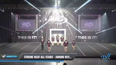 Xtreme Heat All Stars - Junior Revenge [2021 L3 Junior - Small Day 1] 2021 The U.S. Finals: Sevierville