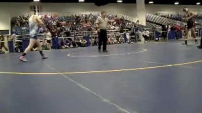 152 lbs semi-finals Eric O'neil Winter Springs vs. Austin Trott Camden County