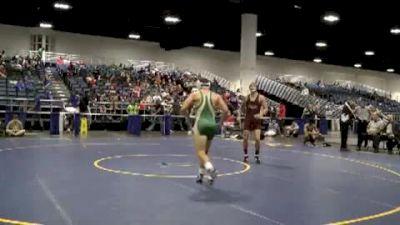 160 lbs semi-finals Jonathan Kenney Vierra vs. Geordan Speiler Pine Castle