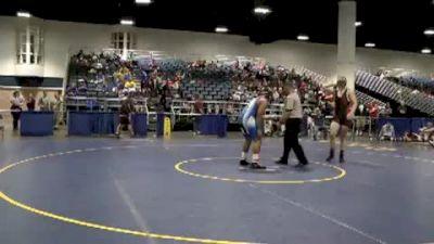 220 lbs semi-finals William Ford South Dade vs. Ben Richards Hillsborough