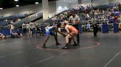 170 lbs semi-finals Cody Chaney Plant City vs. Daniel Saintil South Dade