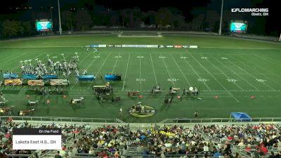 Lakota East H.S., OH at 2019 BOA Central Ohio Regional Championship pres by Yamaha