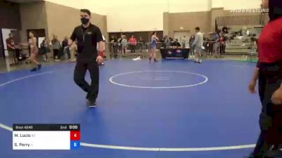 66 kg 5th Place - Zaynah McBryde, NY vs Greta Garbuzovas, GA