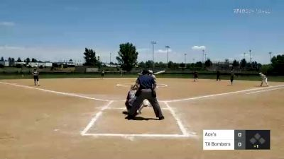 TX Bombers Gold vs. Ace's - 2021 Colorado 4th of July - Pool Play