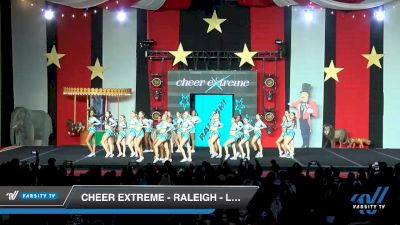Cheer Extreme - Raleigh - Lady Reign [2019 Senior - Medium 4.2 Day 2] 2019 All Star Challenge: Battle Under the Big Top