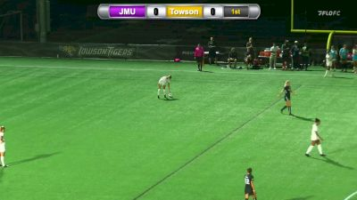 Replay: James Madison vs Towson | Oct 14 @ 7 PM