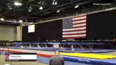 Micah Miner - Tumbling, Kris Power Tumbling - 2021 USA Gymnastics Championships