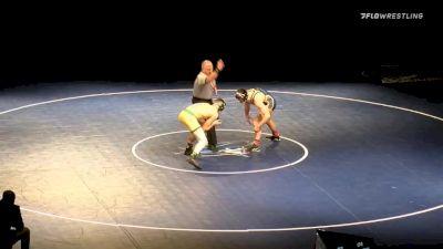174 lbs Final - Jordan Bushey, Niagara vs Daniel Torres, Jamestown