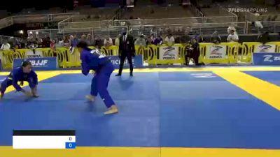 VANNESSA NANCY GRIFFIN vs RAQUEL DAYNE KALEIALOHA CANUTO 2020 Pan Jiu-Jitsu IBJJF Championship