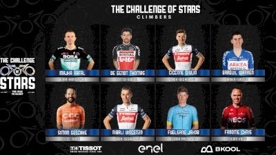 Replay: The Challenge of Stars - Climbers Tournament