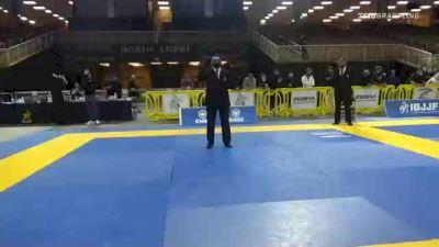 BENJAMIN KUNZLE vs RAMIRO LEON 2020 IBJJF Orlando International Open Jiu-Jitsu Championship