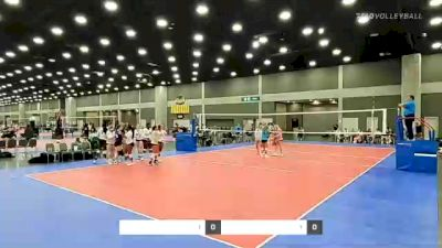 New Wave vs Top Select - 2021 JVA World Challenge presented by Nike