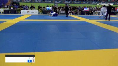 GUILHERME WANDER... vs TARIK HOPSTOCK 2019 European Jiu-Jitsu IBJJF Championship