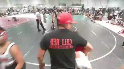 Rr Rnd 3 - Logan Trevino, Supreme Punishers vs Noah Larios, Cali Red