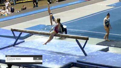 Anastasia Webb - , Oklahoma - 2020 California Grand Invitational & Collegiate Challenge