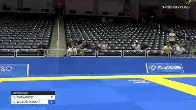STEPHANIE LYNN WILLIAMSON CheckM vs LUCIANA MOTA CASTELO 2021 World IBJJF Jiu-Jitsu No-Gi Championship