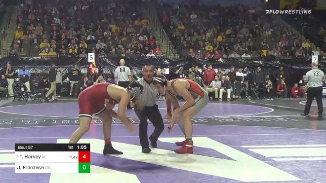 197 lbs Prelims - Jake Boyd, Oklahoma vs Jake McKiernan, SIUE