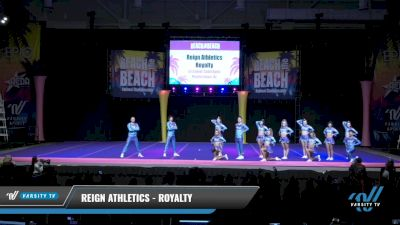 Reign Athletics - Royalty [2021 L6 Senior Coed Open Day 2] 2021 ACDA: Reach The Beach Nationals