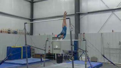 Nola Matthews - Bars, Airborne Gymnastics Training Center - 2021 American Classic and Hopes Classic