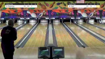 Replay: Lanes 11-12 - 2021 PBA50 Senior U.S. Open - Match Play Round 2