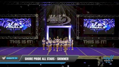 Shore Pride All Stars - SHIMMER [2021 L2 Youth- D2 - B Day 2] 2021 The U.S. Finals: Ocean City