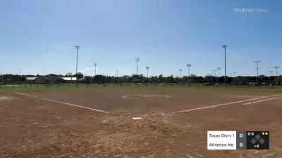 Athletics Mercado vs. Texas Glory 16U - 2020 Bombers Exposure Weekend - Veterans