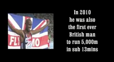 Athlete of the Year: MO FARAH 2011 BEST BITS