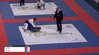 GUSTAVO DIAS ELIAS vs IGOR SILVA Abu Dhabi Grand Slam Rio de Janeiro