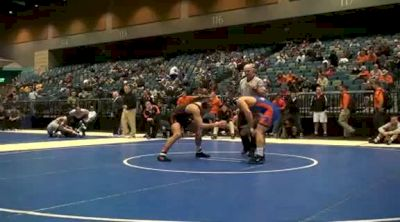157 lbs semi-finals RJ Pena Oregon State vs. George Ivanov Boise State