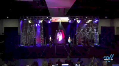Dazzle U All Stars - Frost [2021 L4 Senior - D2 - Small Day 2] 2021 Queen of the Nile: Richmond