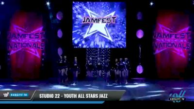 Studio 22 - Youth All Stars Jazz [2021 Youth - Jazz - Small Day 2] 2021 JAMfest: Dance Super Nationals