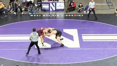 285 lbs Final - Matt Stencel, Central Michigan vs Anthony Cassioppi, Iowa